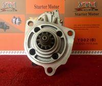 昱特电机YTM 6BG1T 扎克斯ZAXS200 五十铃ISUZU 起动机马达/0-24000-3150
