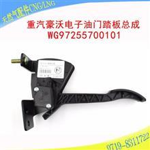 重汽电子油门踏板总成WG97255700101豪沃/WG97255700101