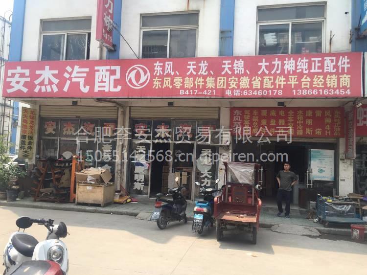 合肥李安杰贸易有限公司
