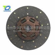 AZ9725160360重汽豪沃 离合器片  欧曼/AZ9725160360