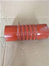东风天龙旗舰进气胶管总成-中冷器C1119120-H0100/C1119120-H0100