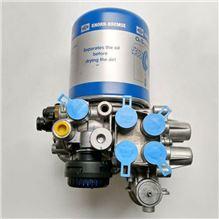 东风新天龙旗舰版空气干燥器总成3543010-92300原装克诺尔带六回路干燥器总成/3543010-92300