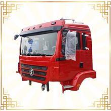 新M3000半高顶驾驶室总成中国红/新M3000半高顶