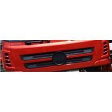 陕汽轩德X6前面板面罩总成原厂(中国红)/陕汽轩德X6