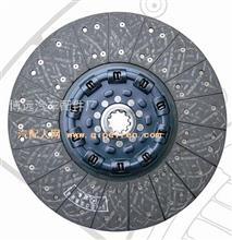 豪沃、德龙、奥龙430环保加强型从动盘、离合器片、压盘/东威010