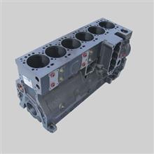东风雷诺发动机气缸体总成D5010550603/D5010550603