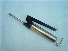 黄油枪供应JP-001加长100cc 手动黄油枪/JP-001