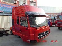 东风天龙DFL4251A10 5000012-C0347-17 驾驶室总成配雷诺发动机带尾翼/5000012-C0347-17