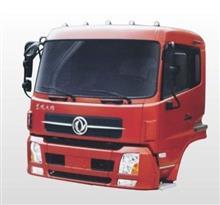 【5000012】东风天龙驾驶室总成已装备(珠光钼红)/5000012-C0107-03E