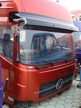 东风天龙驾驶室总成(珠光钼红) DFL1203A