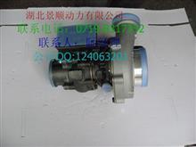 【东风天锦 4H发动机总成】东风4H发动机配件_增压器总成 1118BF11-010/1118BF11-010