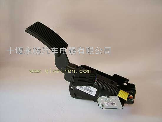 东风天龙电器加速踏板总成-电子油门1108010-c1100
