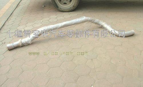 东风天龙排气管总成1203021-k13c0