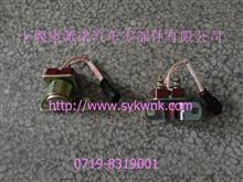 东风天龙起动机继电器总成/3735085-K0300