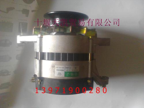 玉柴4108汽车内调节发电机接线图