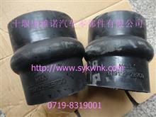 东风天龙中冷器出气管/1119122-ZB7C0