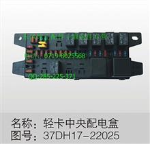 厂家批发东风汽车(电器)配件_轻卡中央配电盒/37DH17-22025