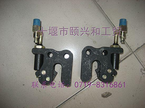 东风天锦驾驶室左液压锁栓总成5002170-c1100图片