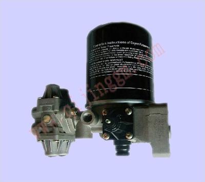供应东风汽车配件批发东风空气干燥器(带四回路保护阀