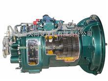 东风法士特富勒12JSD160T变速箱总成/12JSD160T-1701015A1287A