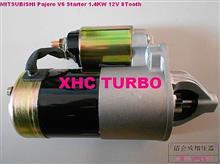 三菱帕杰罗Pajero海王星Triton V6 6G72 3.0L起动机