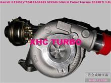 盖瑞特GT2052V日产尼桑Mistral Patrol Terrano ZD30千赢官方网站千赢体育官网