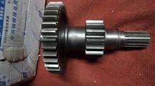 株齿  中间轴焊接总成(陕齿)/F19726