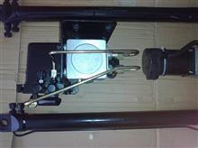 东风天龙雷洛大力神驾驶室举升油泵电机总成5005015-C0100/5005015-C0100