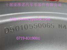 轮毂-皮带轮总成/D5010550065
