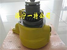 小松发动机件PC60-7水泵,水箱挖掘机原厂配件批发价格