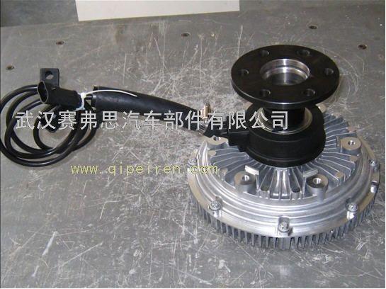 潍柴wp10电控硅油风扇离合器