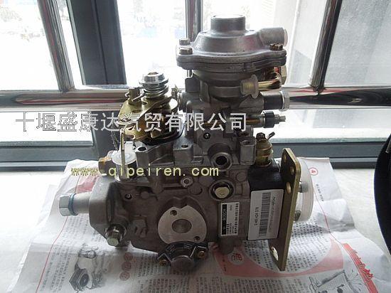 6bt 带电磁阀的高压油泵图片