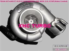 TD04-10T三菱帕杰罗Pajero 4D56 2.5L 底5孔水冷千赢官方网站千赢体育官网