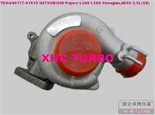 TD04 01515三菱帕杰罗Pajero 4D56 2.5L底5孔油冷千赢体育官网