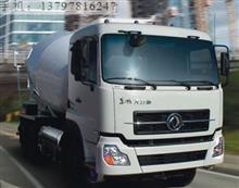 【DFL5250GJBA6】东风LNG/CNG混凝土搅拌车/DFL5250GJBA6