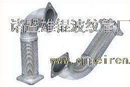 伸缩管 不锈钢波纹管 三一重工/雄锟三一重工不锈钢波纹管伸缩管