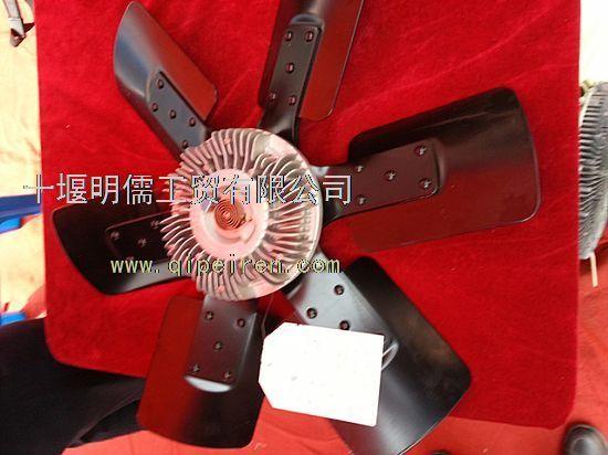 C4931500东风康明斯硅油风扇离合器总成 4931500/C4931500