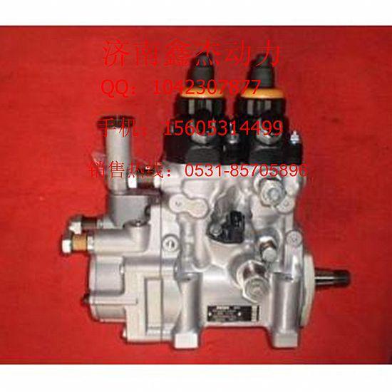 【重汽发动机共轨高压油泵