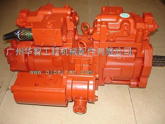 大宇挖掘机液压泵总成图片