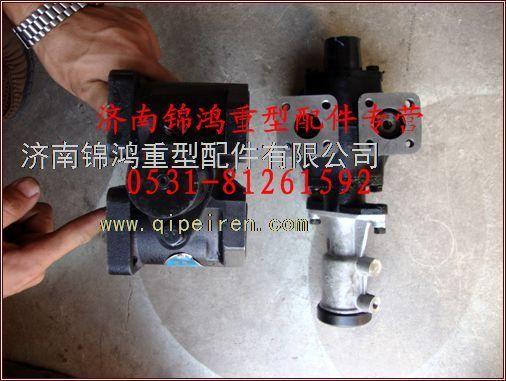液压件qd352-8607010 青专3孔气控分配阀(带气缸)qd352-8607010图片