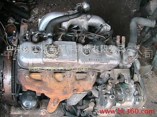 供应五十铃4jb1发动机