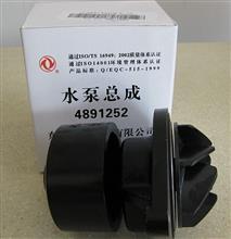 东风泵业ballbet登录ISDE水泵水泵总成C4891252/1307BD-010(C4891252)