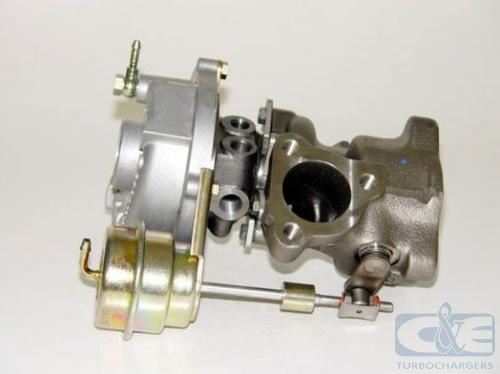 奥迪q5 2.0t增压器k03 06h145702l涡轮增压器图片
