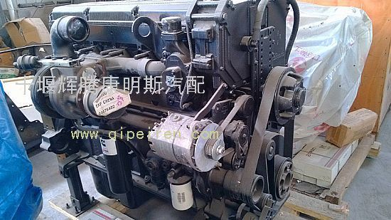 移动版:发动机总成qsx15-c600图片 十堰腾辉康明斯汽配 技术
