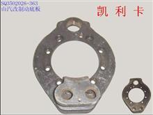 3502026-363华菱制动底板/SQ3502026-363