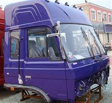 东风紫罗兰EQ4160 驾驶室总成5000012-NC601
