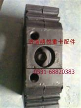 中国重汽HOWO发动机后支撑橡胶垫