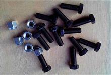 供应东风猛士军车配件EQ2050系列备胎车轮螺栓螺母总成/31C24-03051/31C24-03055