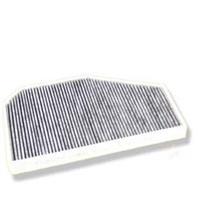 奥迪A6L2.83.0 A6L2.42.0T外置空调滤清器 空调滤芯 碳纤材质