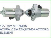 供应HONDA起动机阿库拉CSX/ TSX本田雅阁马达/CSX/ TSX